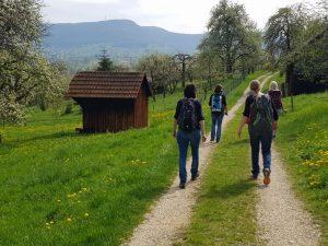 Lach-Spaziergang  Metzingen Neuhausen @ Innere (Fest-) Kelter, Kelterstraße 40, 72555 Metzingen – Neuhausen