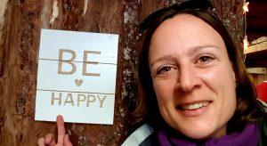 Das Glück kommt zu denen die Lachen - auch Online @ vor einem Gerät zum streamen